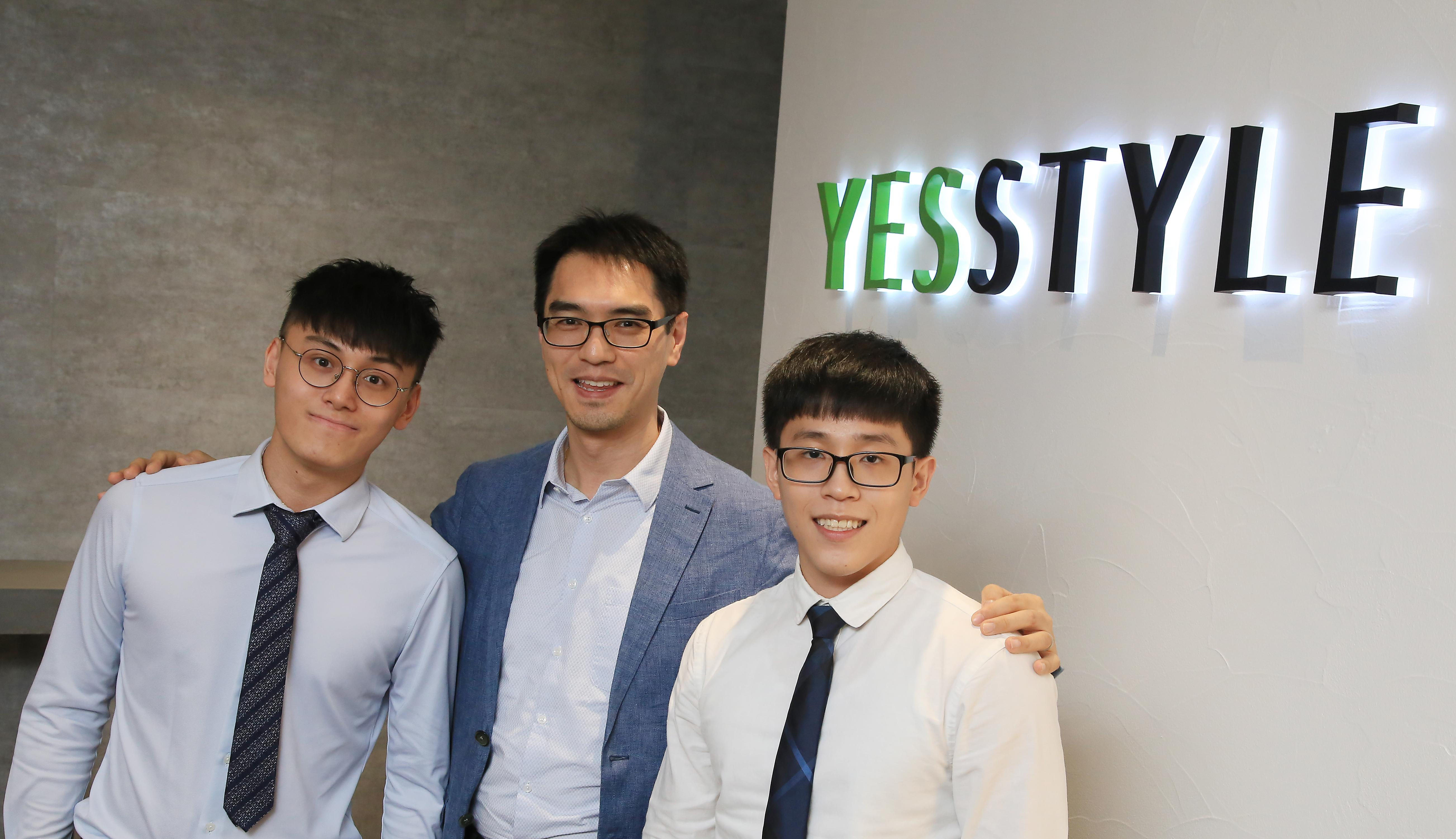 FutureNow's founder and chief executive Raymond YEUNG was extremely impressed with the performance of HKUST interns.