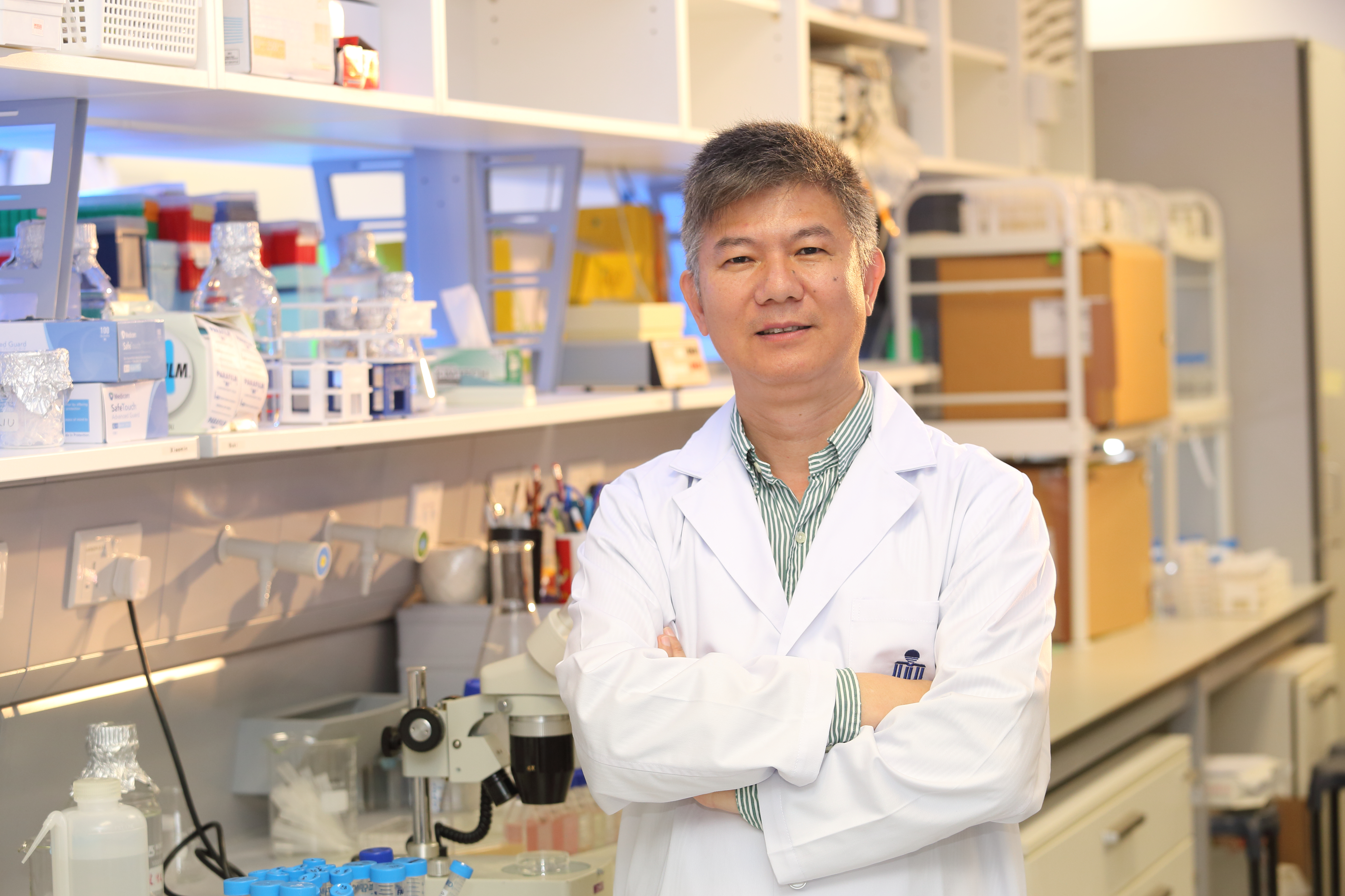 A research led by Prof. LIU Hongbin, Associate Head and Chair Professor of HKUST's Department of Ocean Science, has shown growing dominance of diatom algae in the Pearl River Estuary