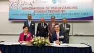 HKUST Signs MoU with Haven of Hope Christian Service to Forge Partnership and Collaboration on Research