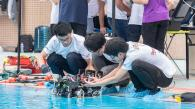 HKUST Robotics Team Won MATE International ROV Competition in Hong Kong