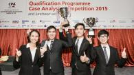 HKUST Business Students Win Multiple Professional Institute Competitions