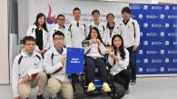 HKUST Wins Silver in Cybathlon - the World's First Olympics for Bionic Athletes