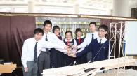 Po Leung Kuk Yao Ling Sun College Wins in Secondary School Bridge Building Competition (Chinese only)