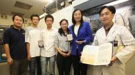 HKUST Electronic Engineers Honored for Novel High-speed Energy-saving Transistors