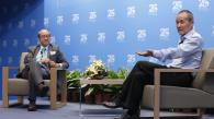 China Vanke Founder and Chairman Mr Wang Shi Shares Insights at HKUST 25th Anniversary Distinguished Speakers Series