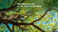 Sustainability Lies At The Heart Of Our Vision