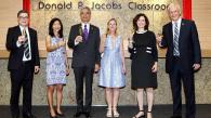 HKUST Business School Names Donald P. Jacobs Classroom