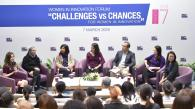 "HKUST Hosts Women in Innovation Forum ""Challenges vs Chances"" to Celebrate International Women's Day"