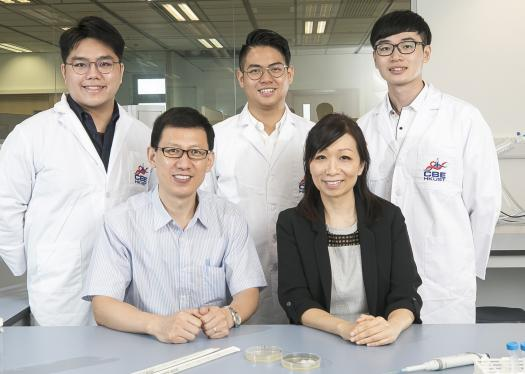 Alumni-students Join Hands in Product Commercialization