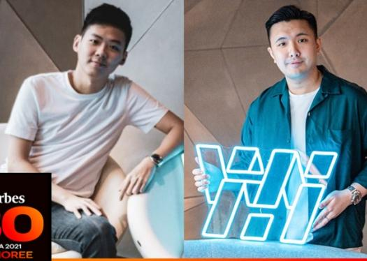 Young Alumni Selected for Forbes 30 under 30 in Asia