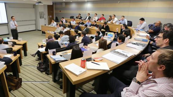 The Kellogg-HKUST EMBA attracts senior business executives around the globe.