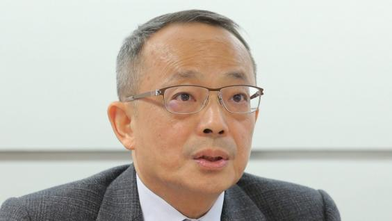 Prof. Tim Cheng, Dean of Engineering