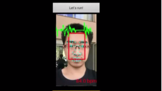 Real-time 3D facial landmark recognition technology
