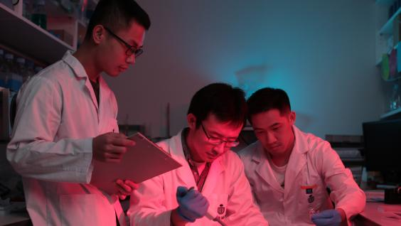 By providing laboratories and state-of-the-art equipment for the team to carry out experiments and tests, HKUST seeks to aid early-stage entrepreneurs.