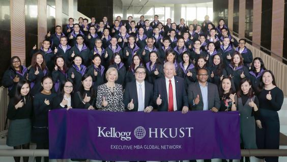 The highly acclaimed Kellogg-HKUST EMBA Program achieves top status and repeated recognition in world rankings.