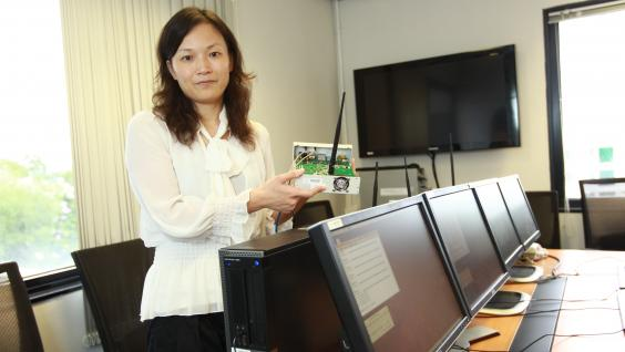 Prof Qian Zhang explains her research breakthroughs in cognitive radio technology and dynamic spectrum management.
