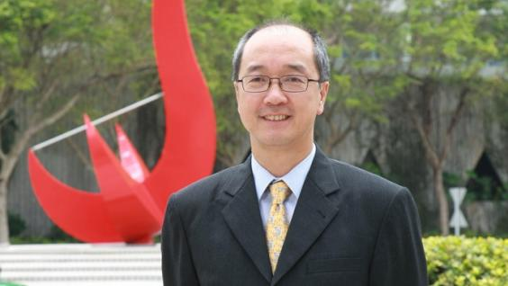 HKUST President Prof Tony F Chan is delighted that the University ranks No. 1 in Asia.