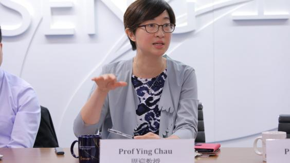 Prof Ying Chau explains how the new undergraduate program in Bioengineering supports the Hong Kong government's focused effort to spearhead the development of biomedical technology and big data.