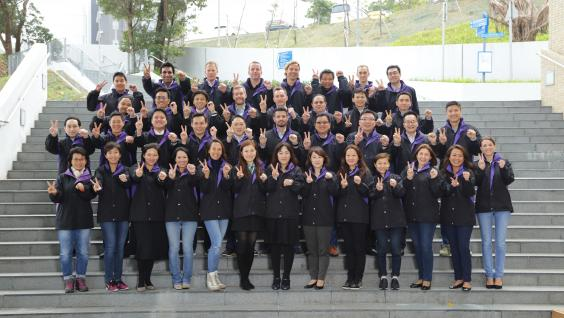 The 20th cohort of the Kellogg-HKUST EMBA Program - a reflection of a truly global nature.