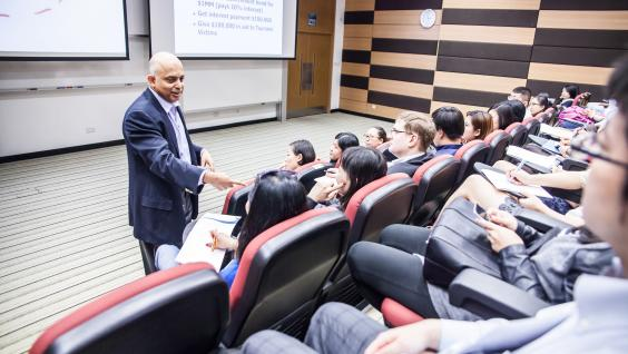 The HKUST MBA Program has been ranked the best in Asia Pacific for six out of the past seven years.