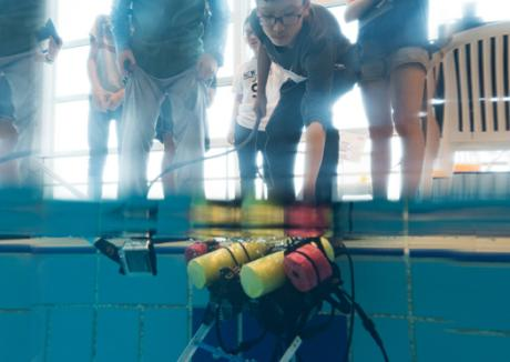 Underwater Robot Competition image