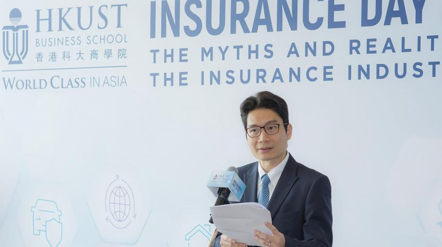 HKUST Insurance Day Opens Up New Career Opportunities for Students