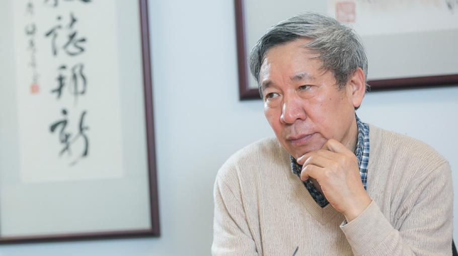 Prof. YAN Lianke Received 2021 Newman Prize for Chinese Literature