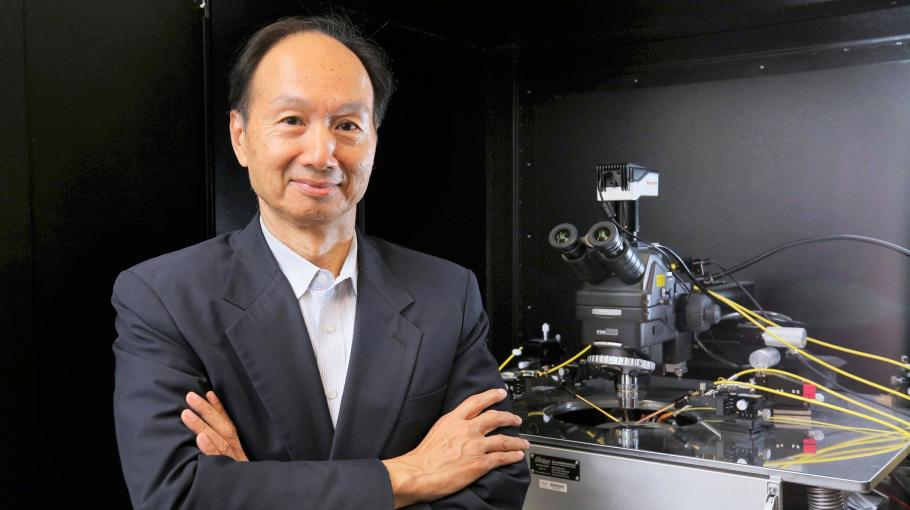 Prof. KWOK Hoi-Sing Named Fellow of National Academy of Inventors