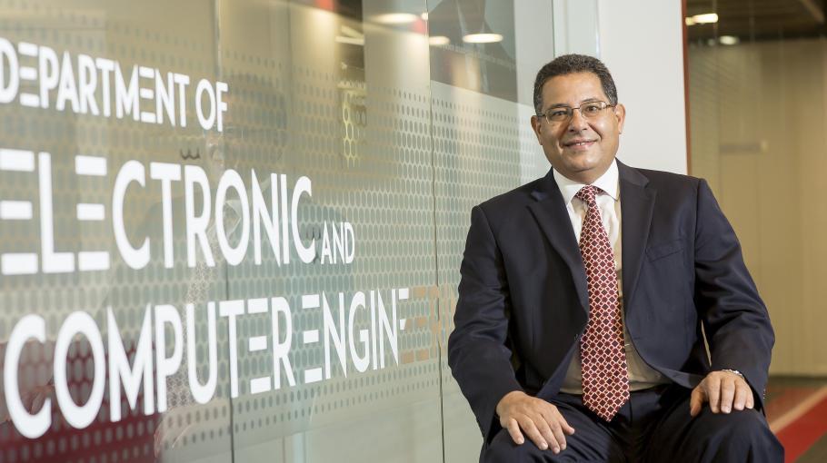 李德富教授获选美国国家工程院国际院士