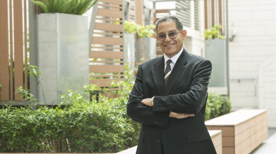 Prof. Khaled B. LETAIEF Shares the Joy of His High-Achieving Career