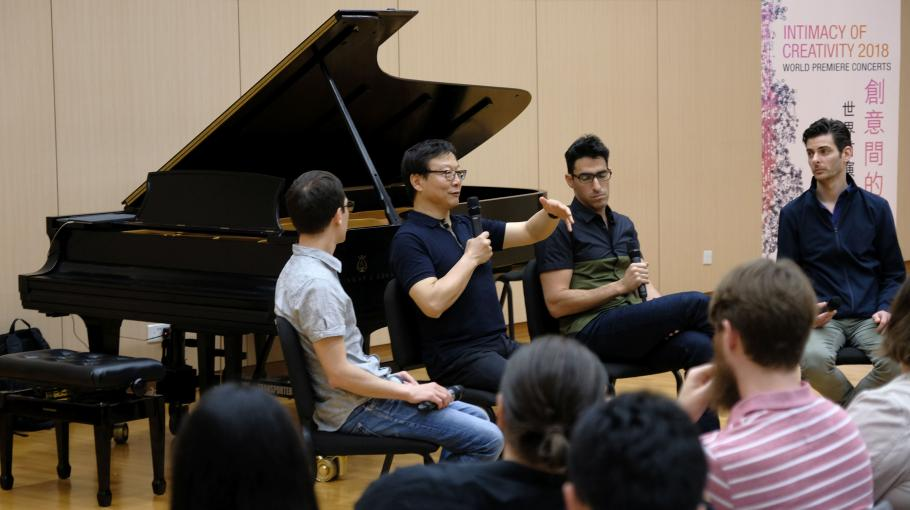 HKUST Presents Eighth Anniversary Season of Internationally-Acclaimed Exploration of Creativity